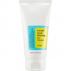 гель для умывания cosrx low-ph good morning gel cleanser