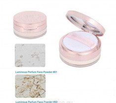Пудра для лица Tony Moly Luminous Perfume Face Powder 4-01 15 гр