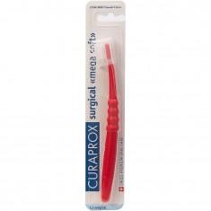 Хирургическая зубная щетка Mega-Soft, d 0,06 мм Curaprox