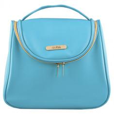 Косметичка-сундучок LADY PINK MUST HAVE LIMITED Light blue