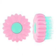 Расческа для волос LADY PINK малиновая