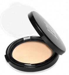 Пудра компактная, запаска Make-Up Atelier Paris CPD медовая 10г