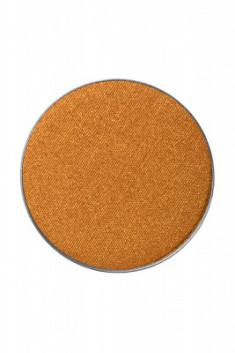 Тени пастель компактные (сухие) Make-Up Atelier Paris PL25 золотые запаска 3,5г