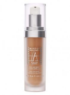 Тон-флюид антивозрастной Make-Up Atelier Paris 3A AFL3A натурально-абрикосовый, 30мл