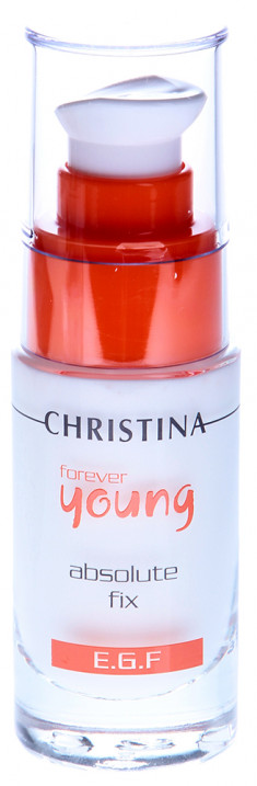 CHRISTINA Сыворотка от мимических морщин (альтернатива ботоксу) / Absolute Fix FOREVER YOUNG 30 мл