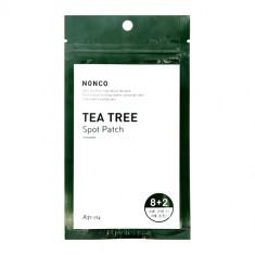 Пластыри для лица APIEU NONCO TEA TREE с маслом чайного дерева 120 шт