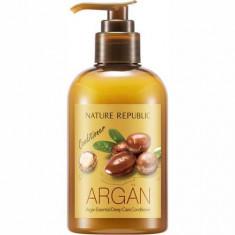 Увлажняющий кондиционер для волос Argan Essential Deep Care Conditioner NATURE REPUBLIC