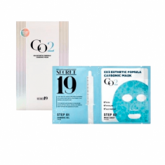 Маска Карбокситерапия CO2 ESTHETIC HOUSE Esthetic Formula Carbonic Mask 1шт