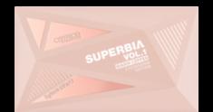 Палетка теней для век CATRICE Superbia Vol. 1 Warm Copper Eyeshadow Edition
