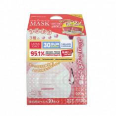 Маска для лица с тамариндом и плацентой JAPAN GALS Pure5 Essence Tamarind 15шт*2