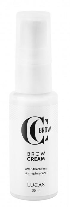 LUCAS' COSMETICS Крем для тридинга бровей / CC Brow cream 30 мл