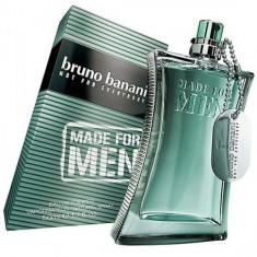 BRUNO BANANI MADE FOR MEN вода туалетная мужская 50 ml