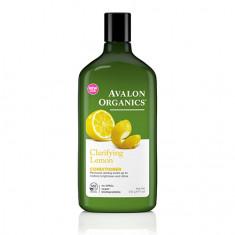 Avalon Organics, Кондиционер Clarifying Lemon, 312 г
