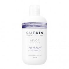 Cutrin, Шампунь Ainoa Volume Boost, 300 мл