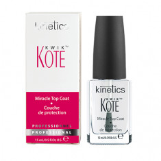 Kinetics, Топ для лака Kwik Kote, 15 мл
