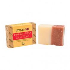 Levrana, Натуральное мыло «Дикая роза», 100 г
