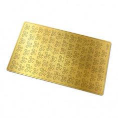 Freedecor, Металлизированные наклейки №147, золото