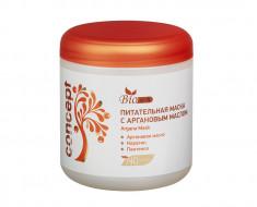 CONCEPT Маска питательная с аргановым маслом / Biotech Argana line Mask 500 мл