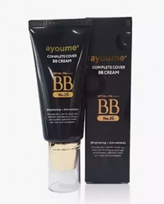 ВВ-Крем AYOUME COMPLETE COVER BB CREAM №25 50мл