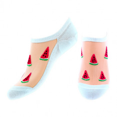 Носки женские SOCKS FRUITS watermelon р-р единый