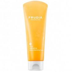 пенка с цитрусом для сияния кожи frudia citrus brightening micro cleansing foam