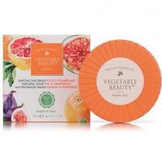 Vegetable Beauty натуральное мыло инжир и грейпфрут 100 г