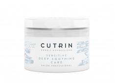 CUTRIN Маска смягчающая для чувствительной кожи головы без отдушки для нормальных и сухих волос / VIENO Deep Soothening Care 150 мл