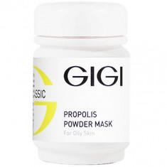 GIGI Propolis powder Прополисная пудра антисептическая 50 мл