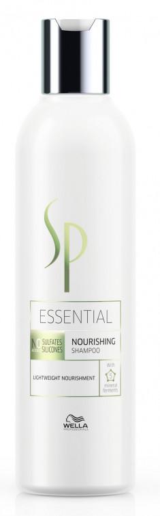 WELLA SP Шампунь питательный для волос / Essential 200 мл
