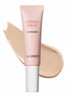 Консилер THE SAEM Derma Wear Concealer 02 Natural Beige 10г