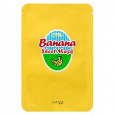 APieu Banana and Honey Sheet Mask A'pieu