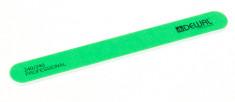 DEWAL PROFESSIONAL Пилка для ногтей прямая зеленая NEON 240/240 18 см