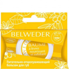 Питательно-отшелушивающий бальзам для губ BELWEDER