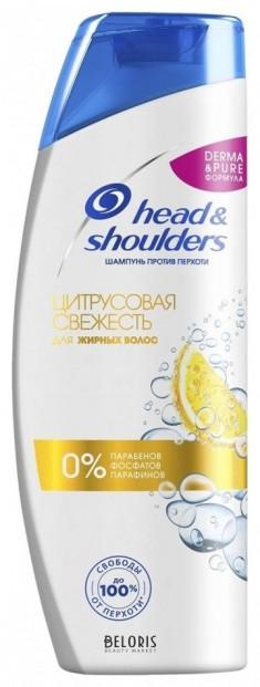 Шампунь для волос HeadShoulders