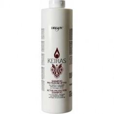 Шампунь Активная защита с маслом Арганы и экстрактом семени Льна Shampoo Protezione Attiva Dikson