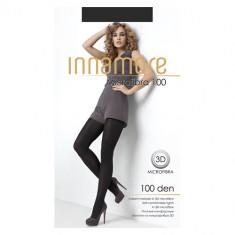 Колготки женские INNAMORE MICROFIBRA 100 den тон Grigio р-р 4