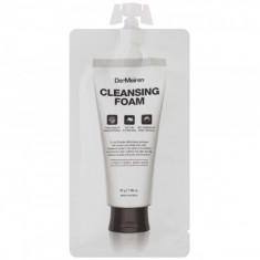 пенка для глубокого очищения кожи с экстрактом водорослей dermeiren cleansing foam