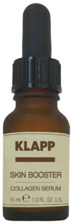 KLAPP Сыворотка для лица Коллаген / SKIN BOOSTER 15 мл