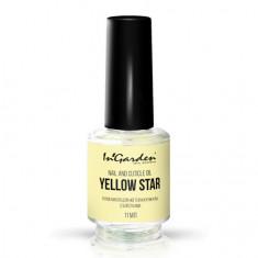 In'Garden, Масло для ногтей и кутикулы Yellow star, 11 мл