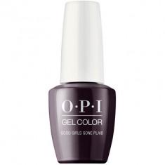 Гель лак для ногтей OPI GelColor Good Girls Gone Plaid 15 мл