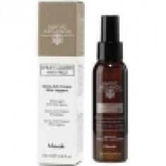 Nook Spray Lumiere Anti-Frizz - Спрей для непослушных волос Магия Арганы, 100 мл