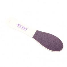 SoftTouch, Пилка для педикюра Gobbler File, розово-фиолетовая,80/100 SOFT TOUCH