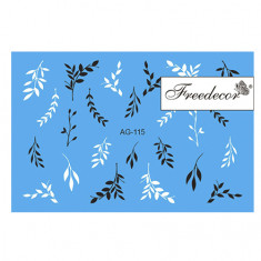Freedecor, Слайдер-дизайн «Аэрография» №115