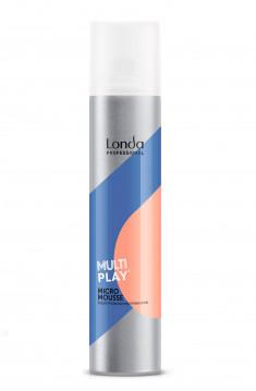 LONDA PROFESSIONAL Мусс-микро для укладки волос / Multiplay 169 г