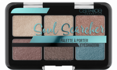 Палетка теней для век CATRICEPalette À Porter Eyeshadow020 Soul Searcher