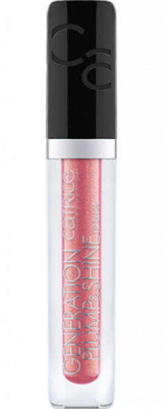 Блеск для губ CATRICE Generation Plump & Shine Lip Gloss 050 Pink Topaz