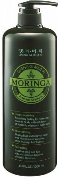 Шампунь с экстрактом моринги Daeng Gi Meo Ri MORINGA Premium Shampoo 1000мл