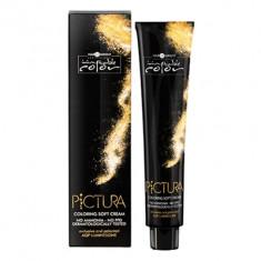 Мягкая крем-краска Hair Company INIMITABLE COLOR PICTURA Coloring Soft Cream 4.22 Каштановый интенсивный ирис 100мл