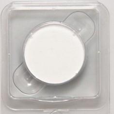 Тени прессованные Make-Up Atelier Paris T121 Ø 26 белый запаска 2 гр