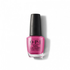 Лак для ногтей OPI LISBON No Turning Back From Pink Street NLL19 15 мл